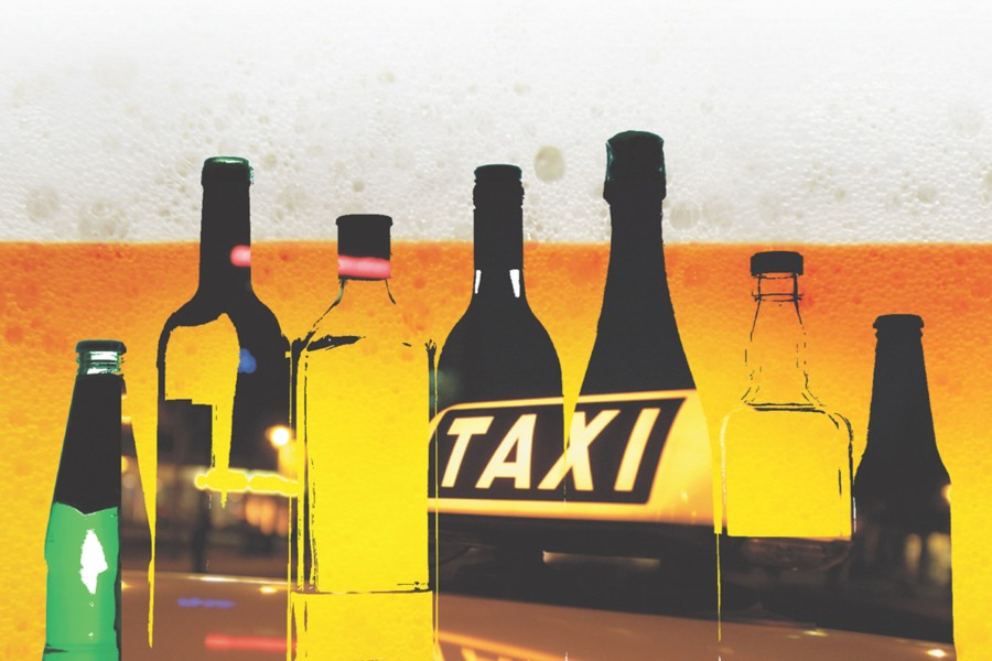 Free taxi services help keep students safe this spring break
