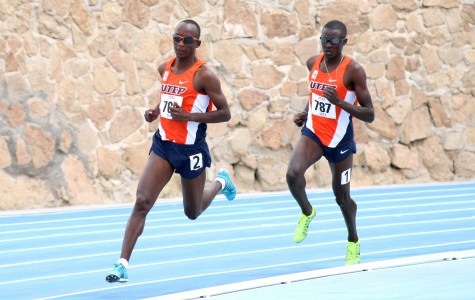 Track and field opens outdoor season at home