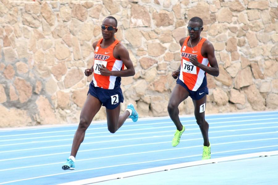 The UTEP Springtime track and field meet will be an all day event on March 21, at Kidd Field..