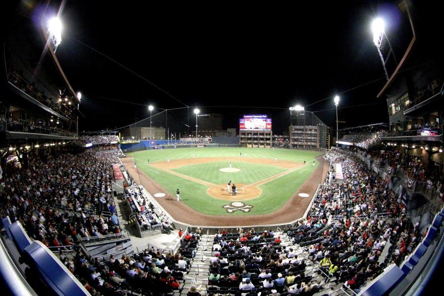 Fans can enjoy plenty of summer sports action in El Paso at Southwest University Park.
