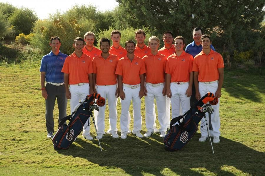 The UTEP men's golf team will compete at the Conference USA Championships from April 26-29 in Texarkana, Ark.