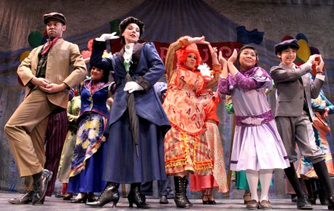 """Marry Poppins"" will run until May 17 at the UTEP Dinner Theatre."