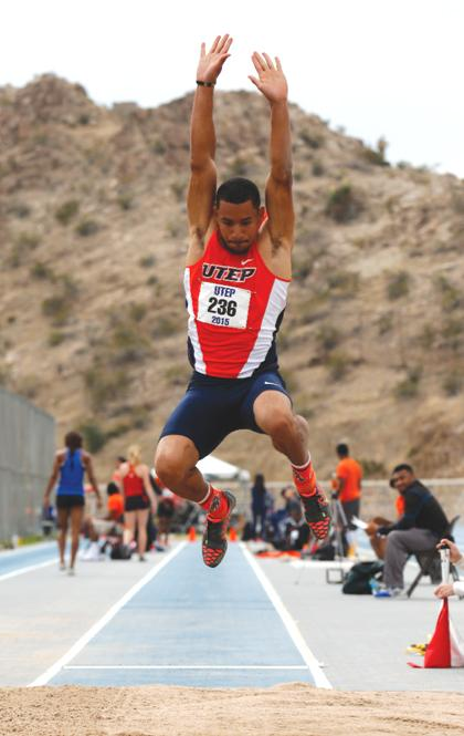 The UTEP track and field team will host the Twilight track meet on Friday, May 1 at Kidd Field.
