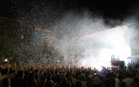 Girl Talk closes the festival with a bang.