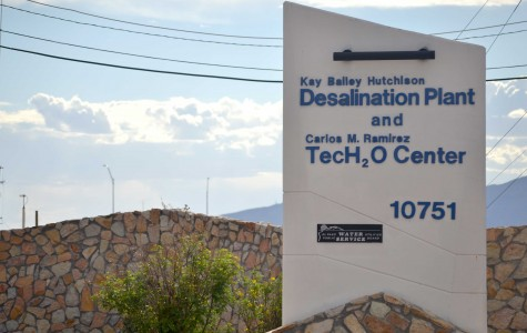 UTEP team wins second place in Desal Prize competition