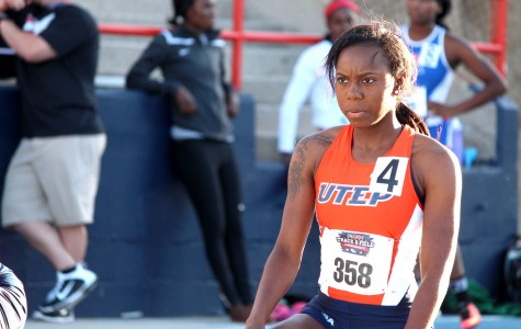 UTEP men's and women's teams in second place after three days of competition