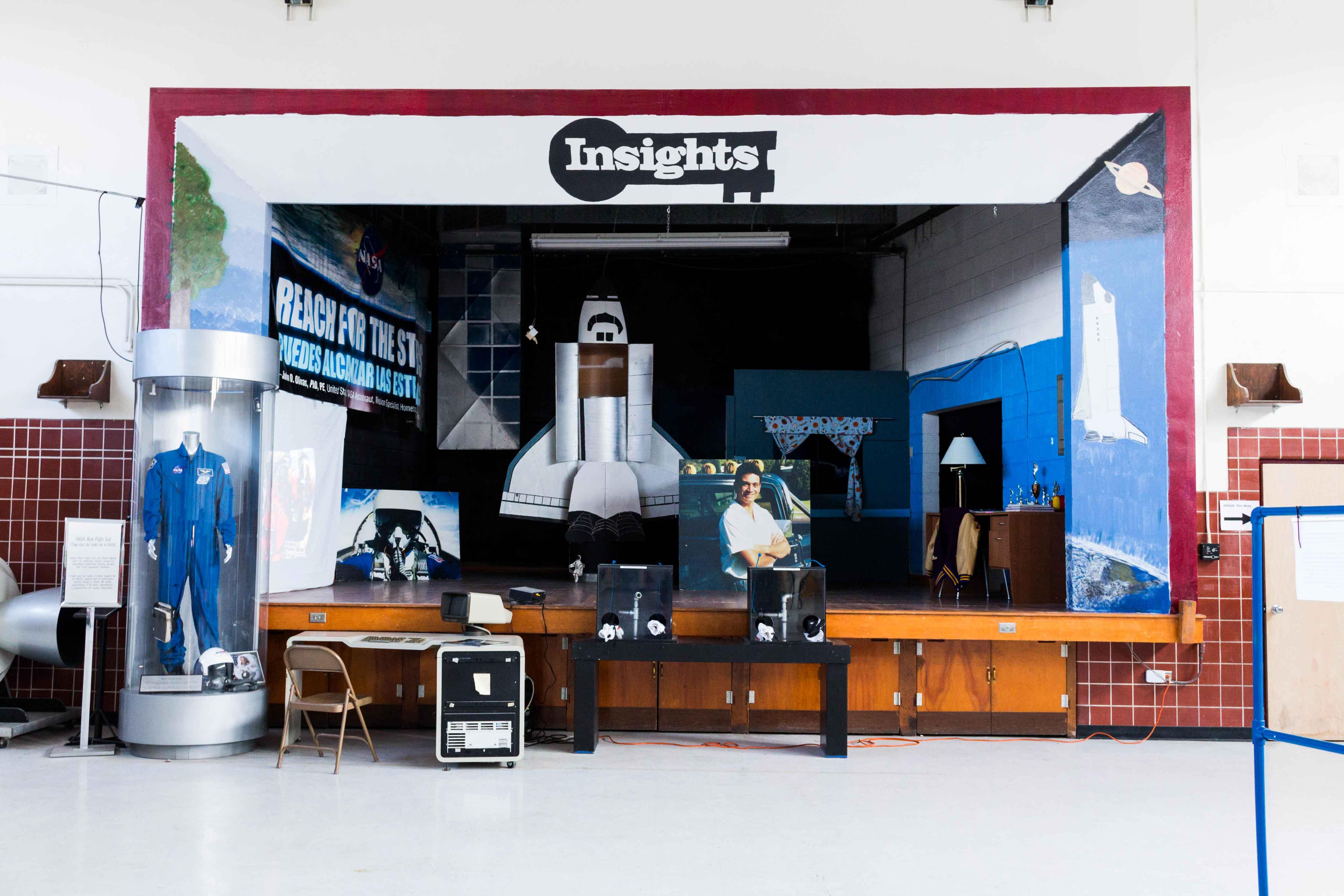 Insights El Paso Science Center is located at 521 Tays St, El Paso, TX.