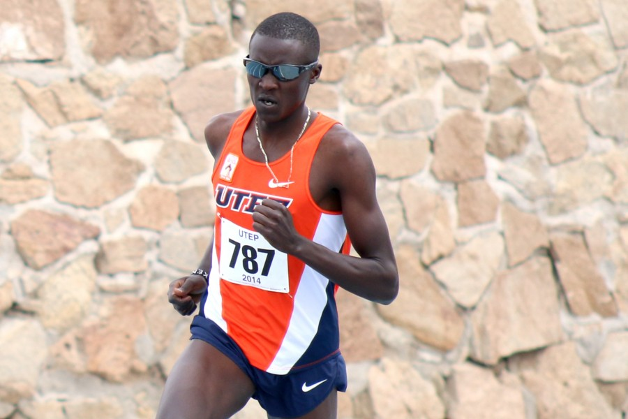 Anthony Rotich became just the third athlete in history to win three consecutive 3000-meter steeple chase national championships.