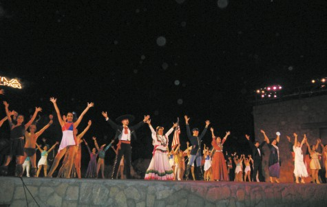 'Viva! El Paso' will will begin Sat. Aug. 8 at McKelligon Canyon.