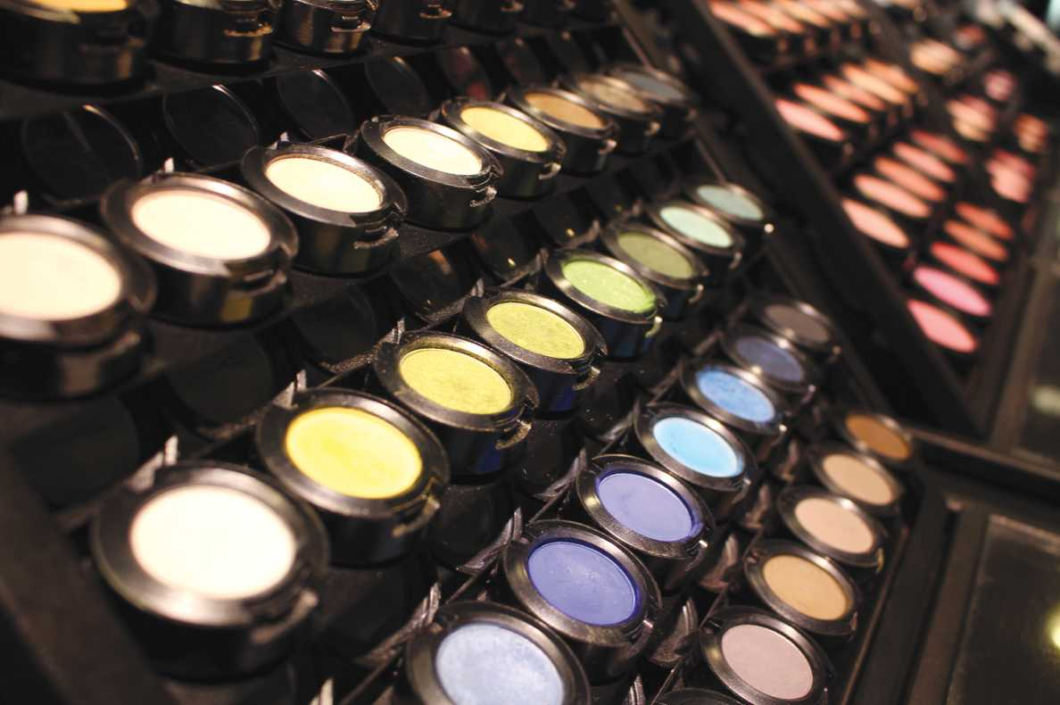 UTEP students use makeup as part of their everyday routine.