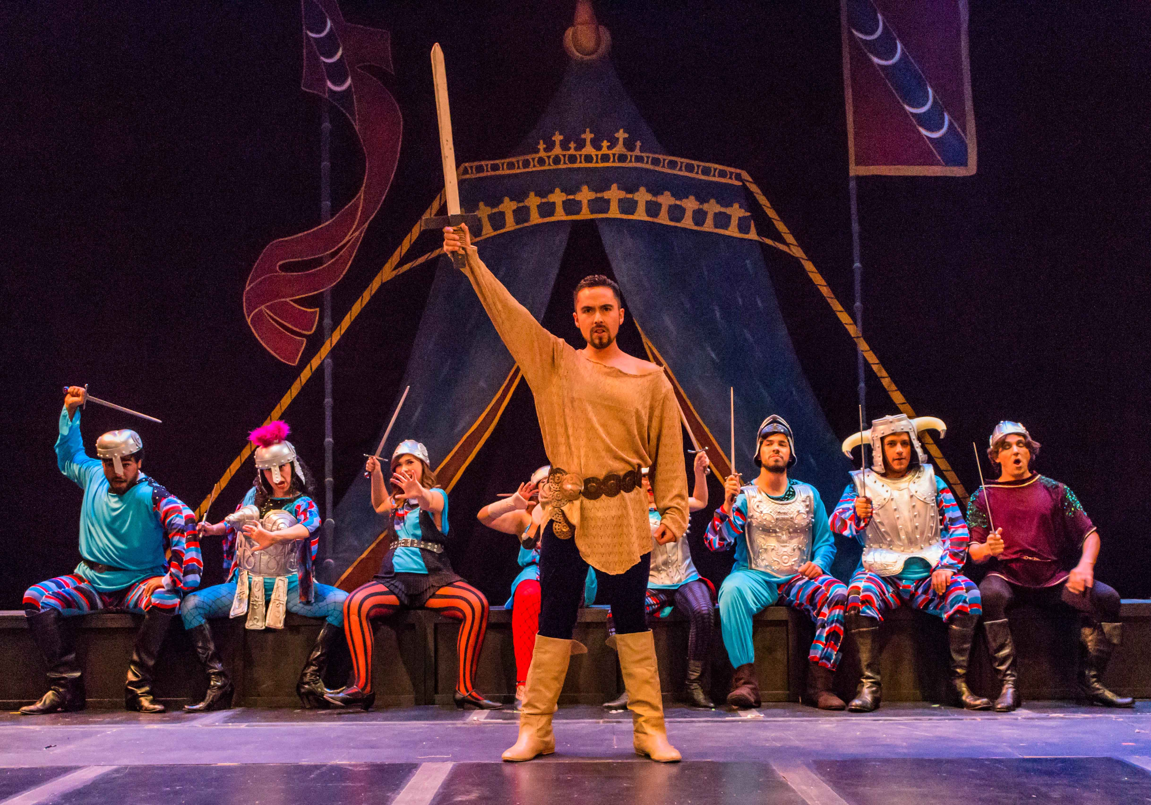 'Pippin' will be performed from July 10 through July 16.