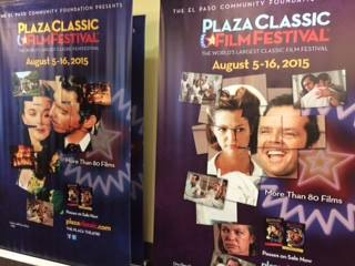 The Plaza Theater Classic Film Festival returns for it's eighth year