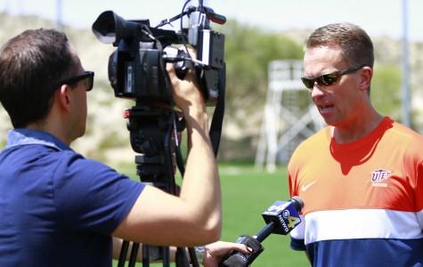 UTEP soccer hosts media