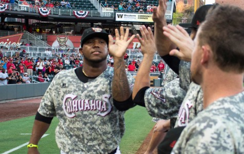 The El Paso Chihuahuas lost to the Fresno Grizzlies three games to one in the Pacific Coast