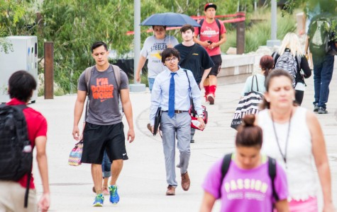 For the 17th consecutive year UTEP recorded an increase in overall enrollment.
