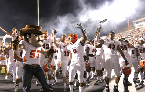 The UTEP football  team went 7-6 in head coach Sean Kugler's second season at the helm. The Miners made their first bowl game appearance in the Gildan New Mexico Bowl against Utah State, losing 21-6.