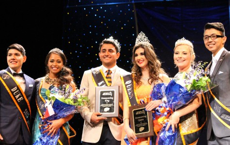 This year's 2016 Student Government Association's Texas themed Homecoming Pageant took place at Magoffin Auditorium on Sunday, Sept. 27.