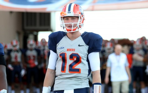 The Prospector Sports Weekly Podcast – UTEP QB Ryan Metz