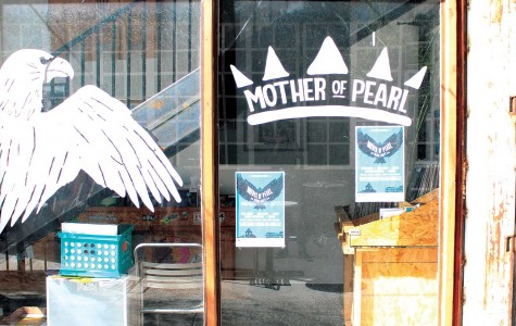 The new vinyl store Mother of Pearl will host its block party event on Saturday September 12.