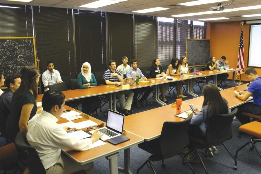 UTEP+SGA+holds+a+meeting+to+discuss+issues+around+the+UTEP+campus+and+it%E2%80%99s+community.+
