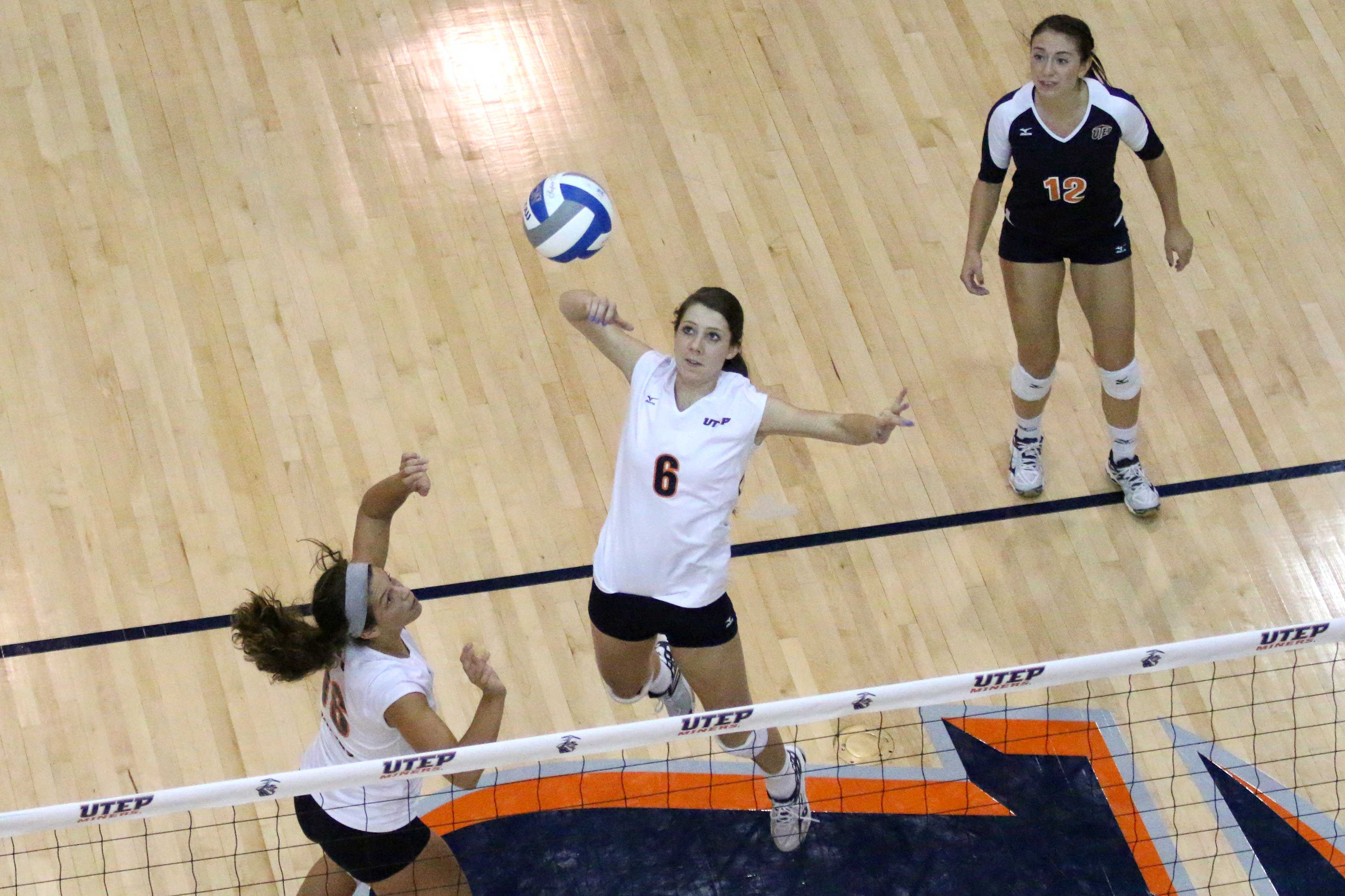 The UTEP women's Volleyball team has already surpassed their win total from last year with their seventh win against Middle Tennessee this past Sunday.
