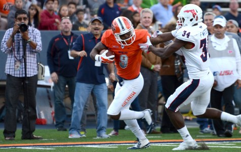 The UTEP Football will look to win back-to-back games for the first time in four weeks.
