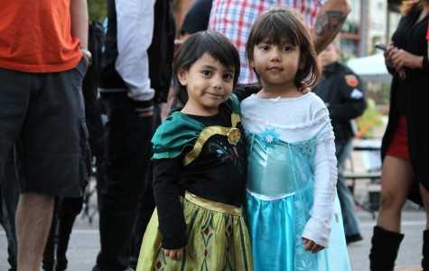 Some parents choose to dress their children in halloween costumes that do not elicit fear.