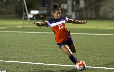 The UTEP women's soccer team has five games remaining in the regular season.