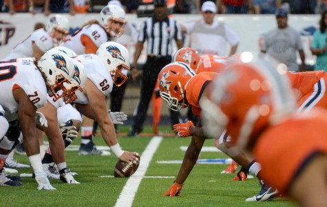 Miners fall hard on Homecoming to UTSA, 25-6