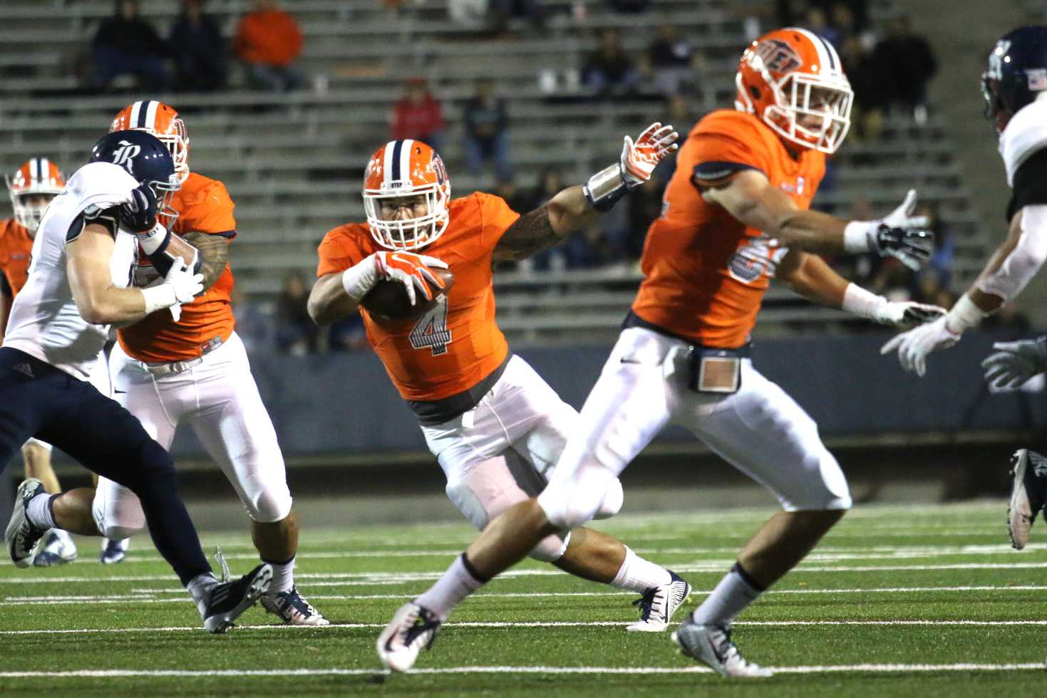 The UTEP football team defeated the Rice Owls this past Saturday for the first time in five years.