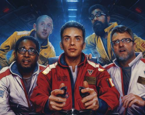 Logic goes futuristic on sophmore album