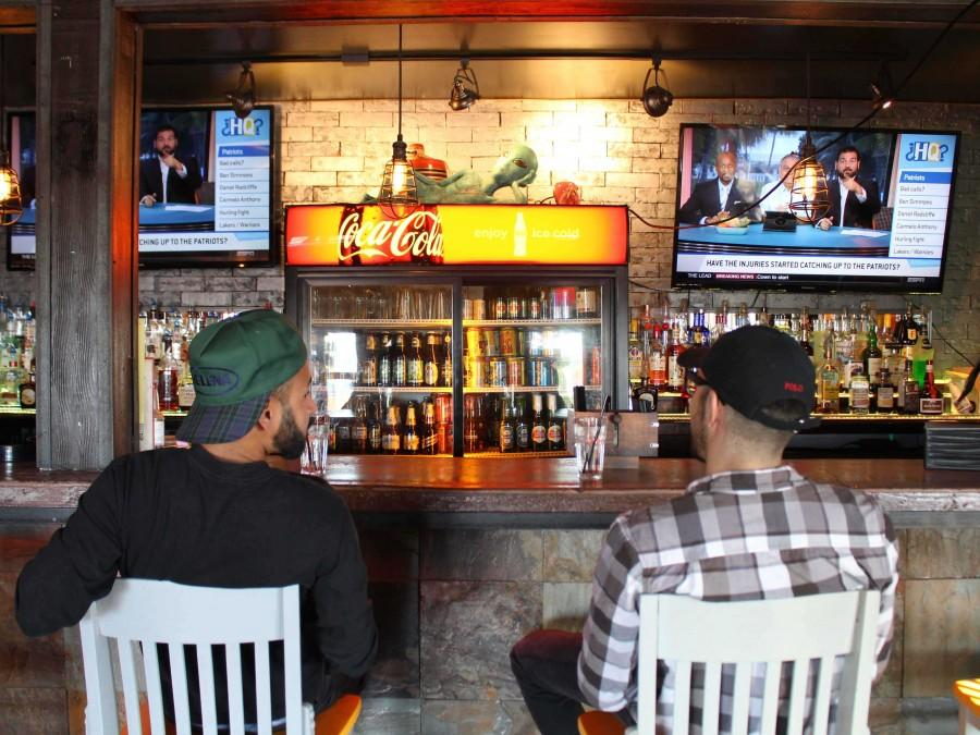 BarMen Kitchen and Patio Bar is located at 4130 N. Mesa St