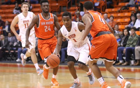 UTEP defeats Sam Houston State to place third in the Don Haskins Sun Bowl Invitational.