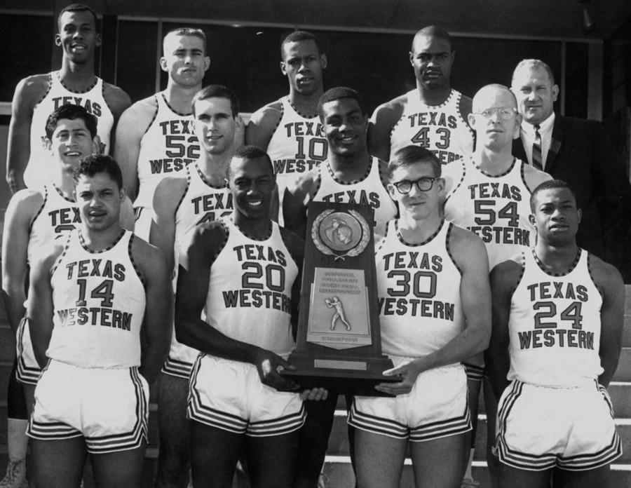 The+50th+anniversary+of+the+Texas+Western+men%27s+1966+NCAA+basketball+championship+will+be+celebrated+by+El+Pasoans+starting+Feb.1.