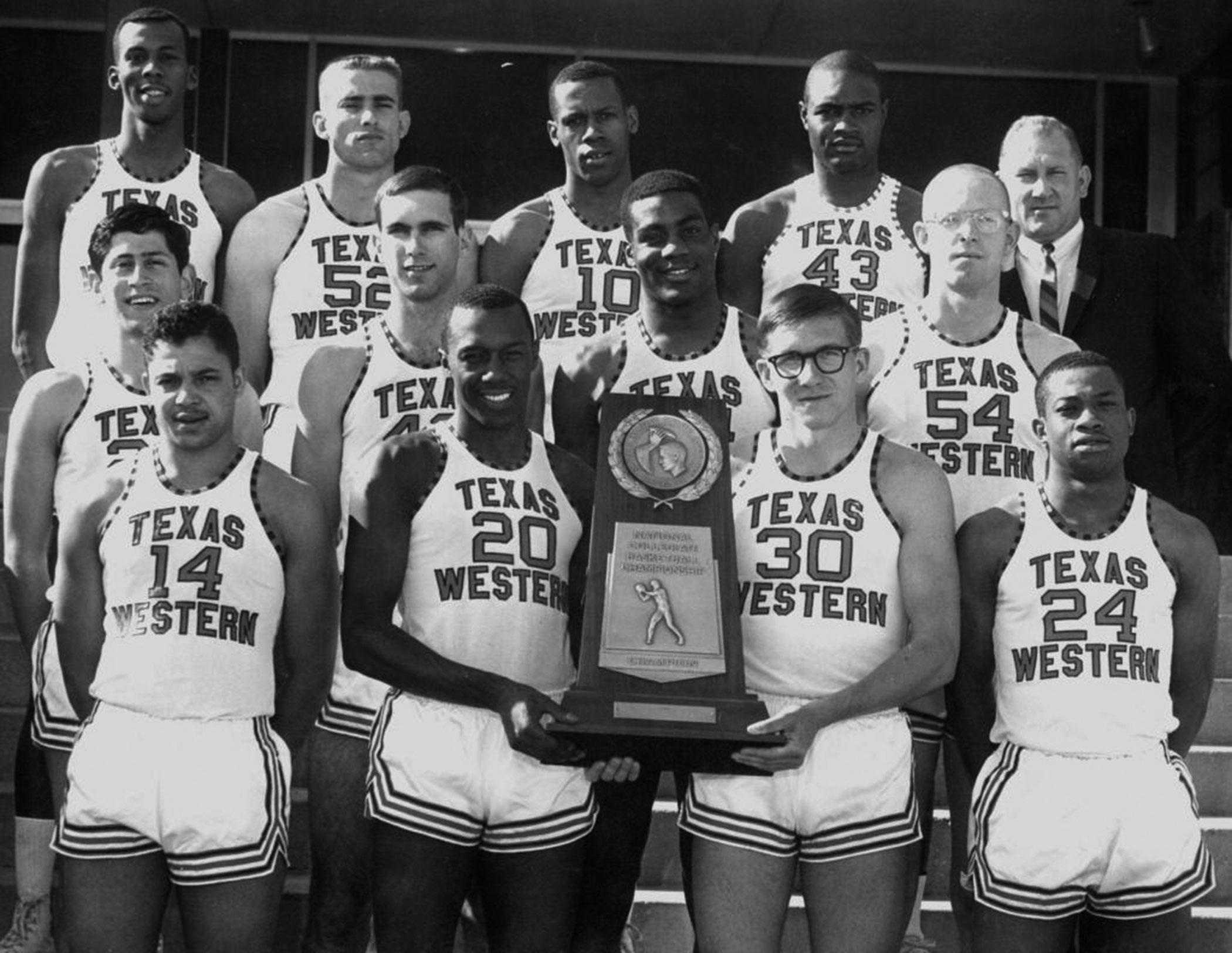 The 50th anniversary of the Texas Western men's 1966 NCAA basketball championship will be celebrated by El Pasoans starting Feb.1.