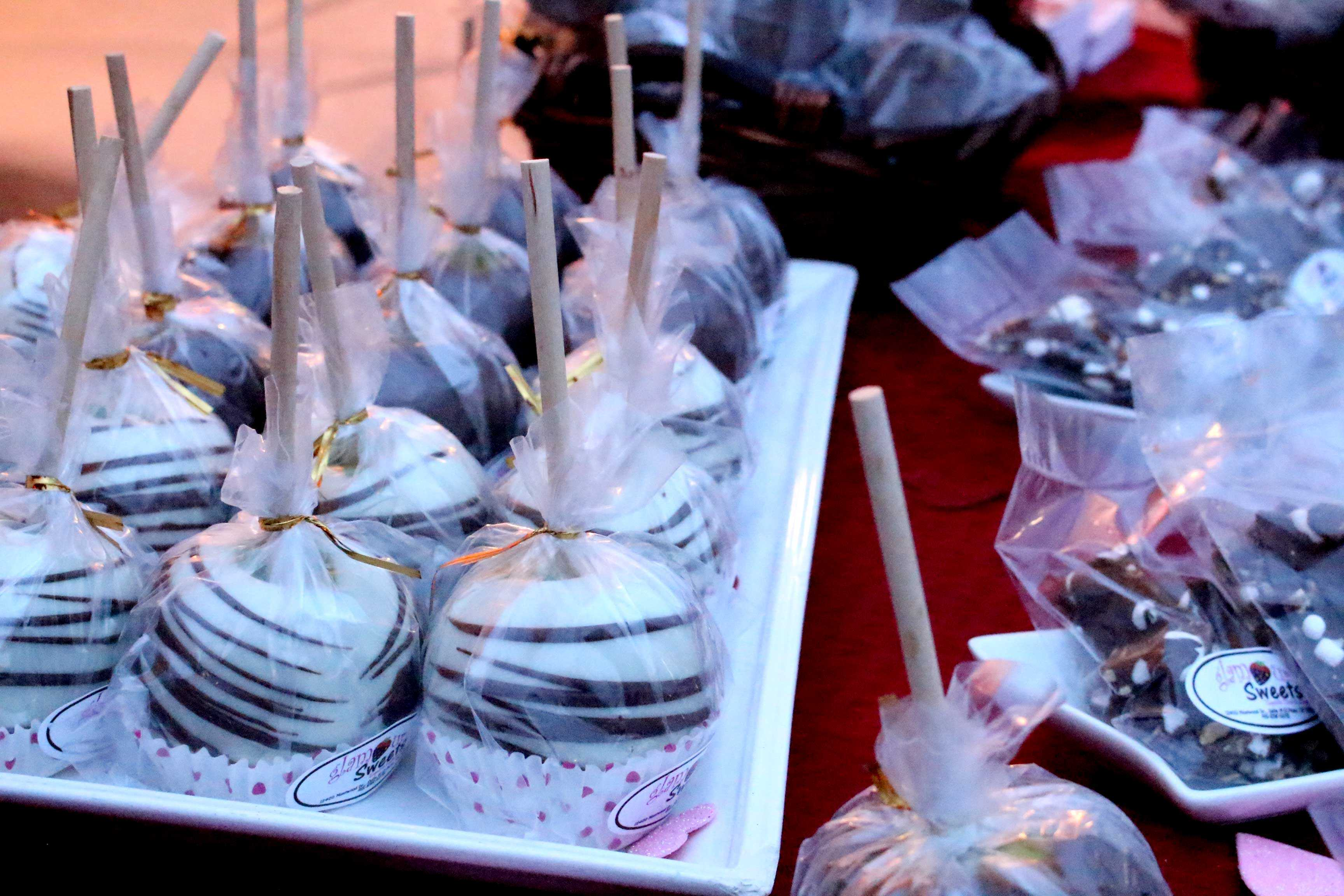 The fifth annual 'A Chocolate Affair' will be held on Thursday, Jan 28 at the Camino Real Hotel.
