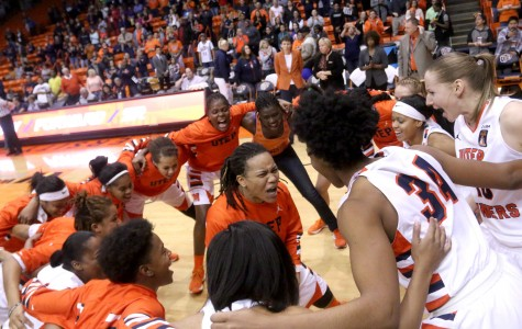 UTEP women;s basketball has won eight straight games and is currently undefeated in Conference USA .