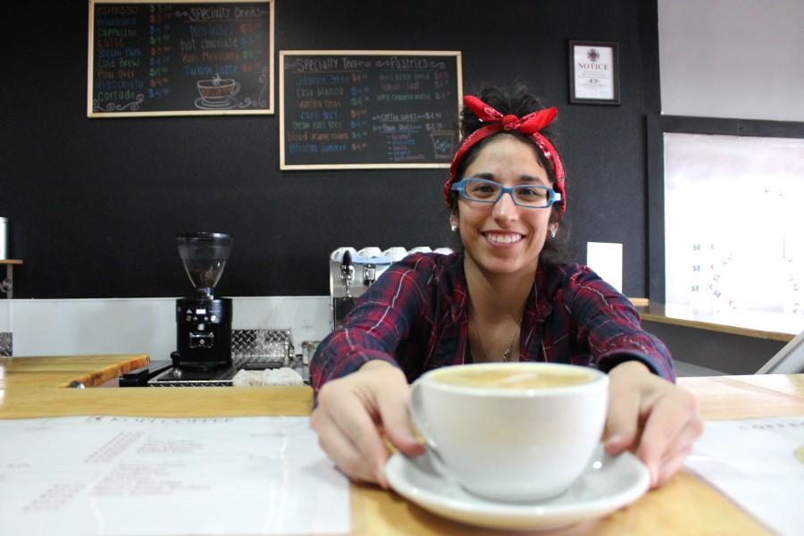 Kopi+Coffee+located+at+205+Cincinnati+Ave.%2C+is+a+newly+opened+coffee+shop+in+the+Cincinnati+District.+