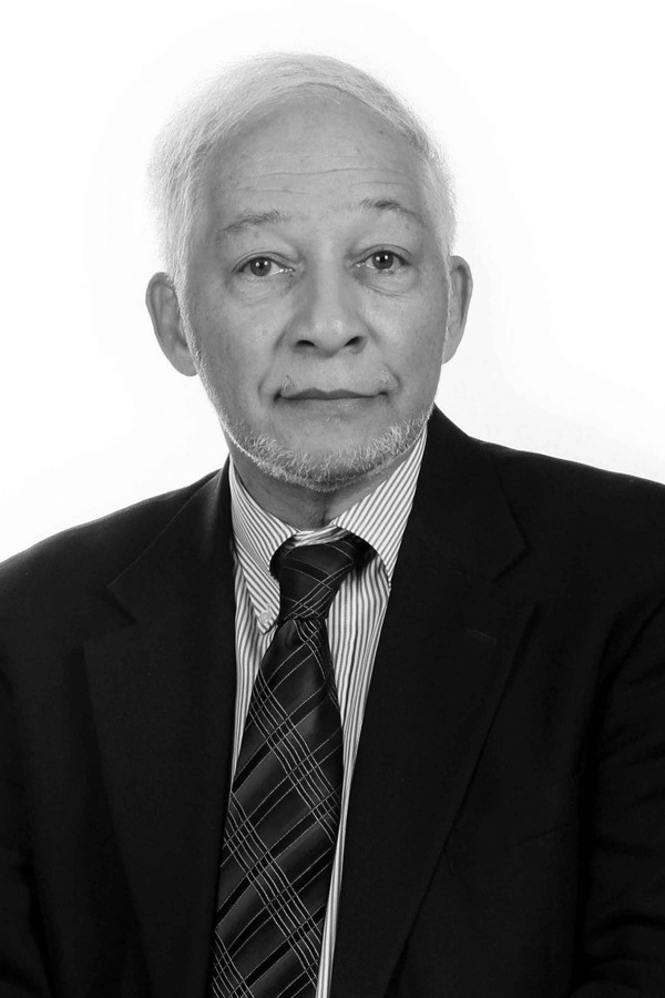 Maceo Crenshaw Dailey, Jr. Ph.D., the late director of the African American Studies Program.