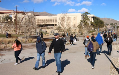 UTEP recognized as one of the leading Hispanic-serving institutions in the country.