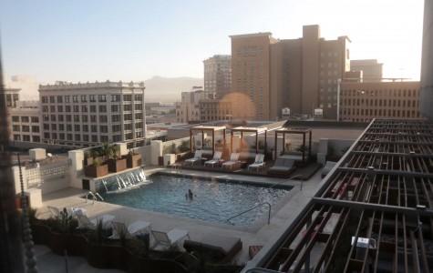 Hotel Indigo offers a modern take on lodging