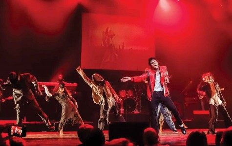 """King Michael,"" a musical tribute to Michael Jackson, will be presented at The Plaza Theatre on Feb. 27."