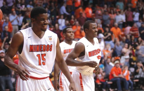 The men's basketball squad has won seven of their last ten games.