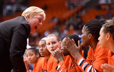 Women prepare for UTSA