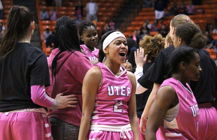 UTEP slides past Old Dominion to clinch share of C-USA title
