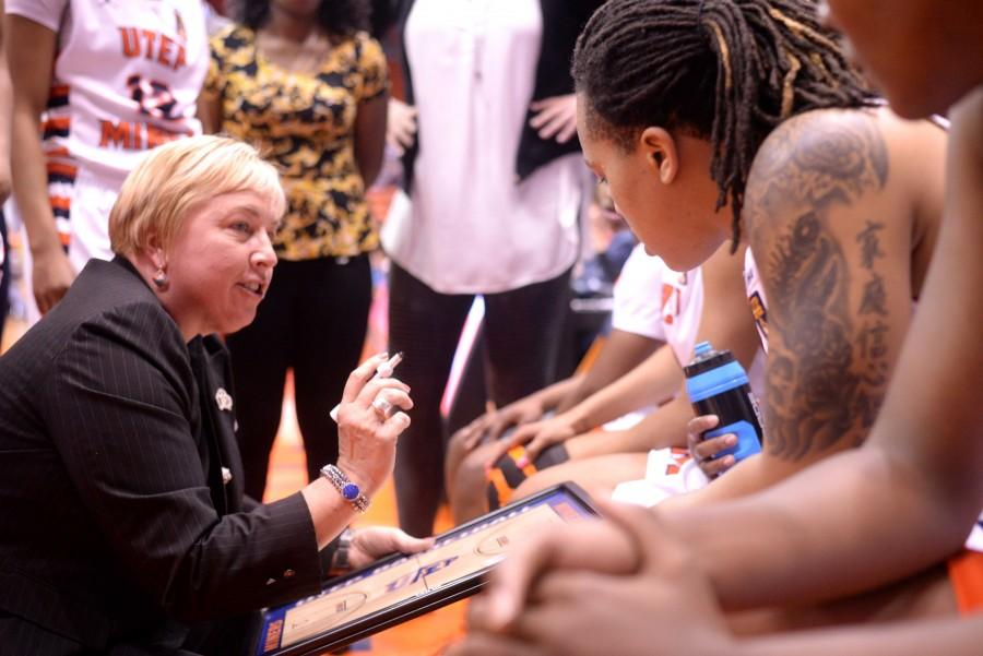 Head coach Keitha Adams is currently a two-time C-USA Coach of the Year (2008 and 2012).