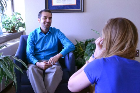Mental health services at UTEP