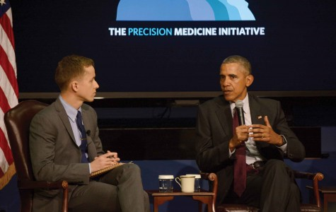 President Barack Obama says his Precision Medicine Initiative will create research, technology and policies to produce better medicine at a cheaper cost. Dr. James Hamblin, moderated a panel discussion Thursday at the White House to discuss the president's initiative.