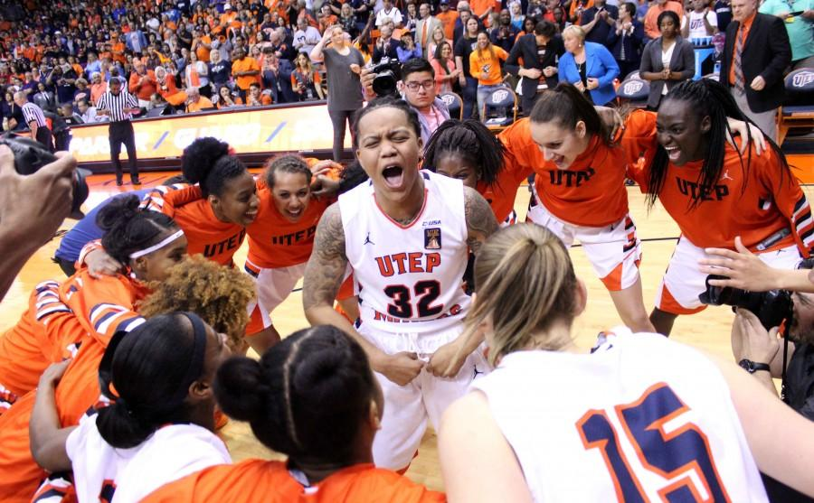 Miners advance to the elite eight after topping TCU