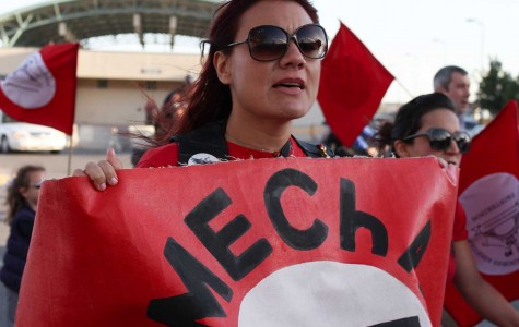 Annual César Chávez Day march ends in celebration